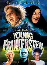 Young Frankenstein Movie