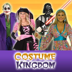 Costume Kingdom Halloween Supplies
