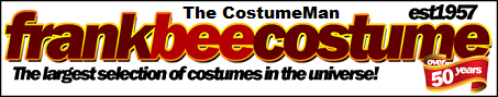 CostumeMan, Frank Bee Costume Center